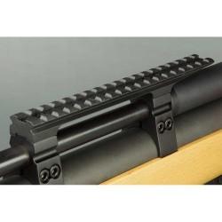 Pistola Hi-Capa 5.1 Dual Tone fullmetal GBB / CO2 - 6 mm -