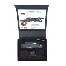 Pistola DL 60 Socom Duotone - 6 mm muelle - Armeria Egara