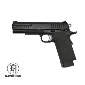 Pistola KJWorks KP-08 Full Metal - 6 mm Co2 - Armeria EGARA