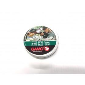 BALINES GAMO EXPANDER CAL 4.5 (500 UD) - Armeria EGARA
