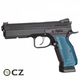 Pistola CZ SP-01 SHADOW II Blow Back Combi Full metal - 6 mm