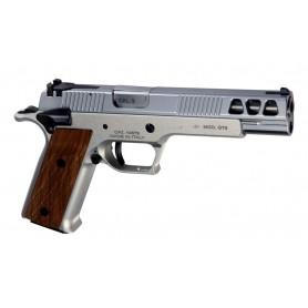 Pistola PARDINI GT9 6″ CROMADA - Armeria EGARA