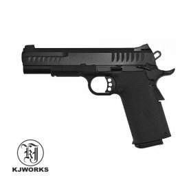 Pistola KJWorks KP-08 Full Metal - 6 mm Gas - Armeria EGARA
