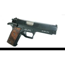 "Pistola PARDINI GT9 5"" Negra - Armeria EGARA"