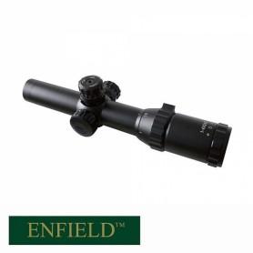 Visor Enfield 1-4X24 Mildot iluminado - Armeria EGARA