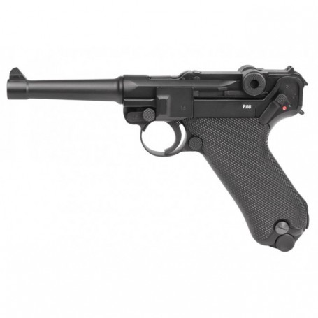 Pistola Legends P08 Blowback Co2 Full Metal - Armeria EGARA