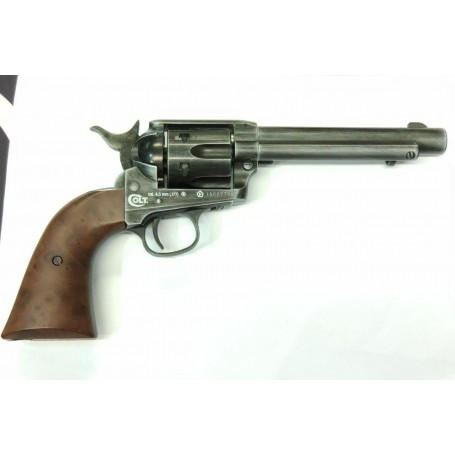 REVOLVER UMAREX COLT PEACEMAKER Antique Finish CO2 4,5MM -
