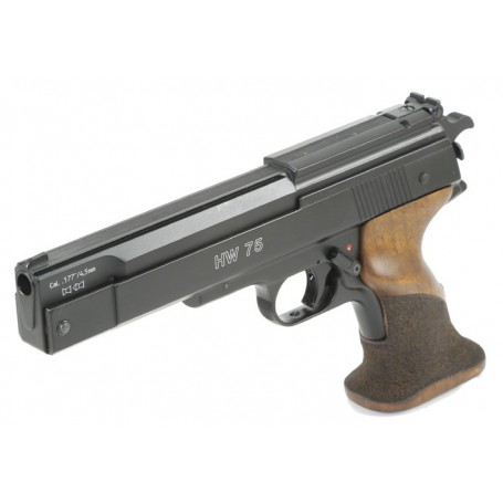 Pistola WEIHRAUCH HW 75 (ESPECIAL 10 METROS ISSF) - Armeria