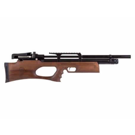 Carabina PCP KRAL Breaker Silent madera 5,5 mm- 24 Julios con