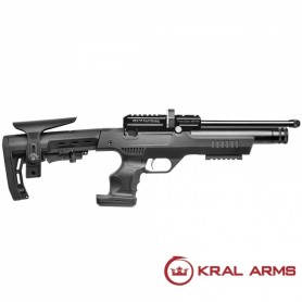 Pistola PCP KRAL Puncher NP-01 5,5 mm - 20 Julios - Armeria