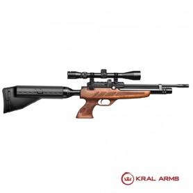 Pistola PCP KRAL Puncher NP-02 5,5 mm - 20 Julios - Armeria