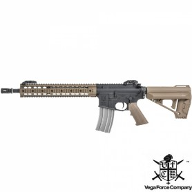 Subfusil Vega VR16 Fighter Carbine MK2 AEG - 6 mm TAN VFC -