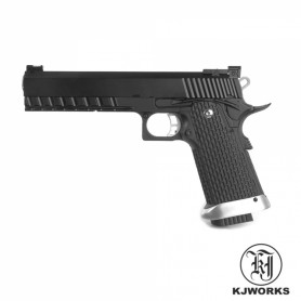 Pistola KJWorks KP-06 Full Metal - 6 mm Gas - Armeria EGARA
