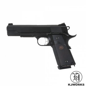 Pistola KJWorks KP-07 Full Metal - 6 mm Gas - Armeria EGARA