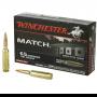 Munición metálica WINCHESTER Cal. 6,5 MATCH - 140 gr - Armeria