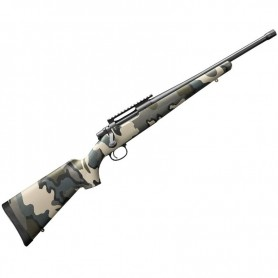 Rifle de cerrojo REMINGTON Seven THREADED KUIU - 300 AAC Blk -