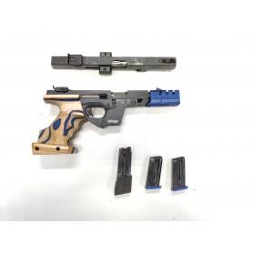 Pistola WALTHER GSP EXPERT + KIT 32 - Armeria EGARA