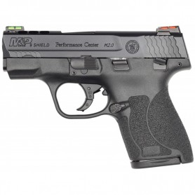Pistola SMITH & WESSON M&P9 Shield M2.0 PC Ported HI VIZ -