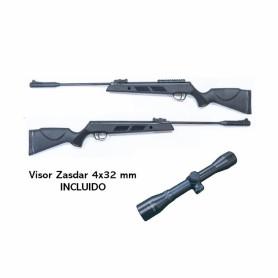 Carabina Artemis-Zasdar SR1000S Gas Piston 5,5 mm con Visor