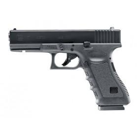 Pistola Glock 17-2 Blowback Co2 Corredera Metálica - Armeria