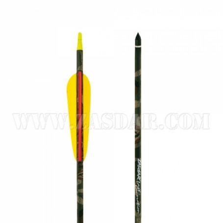 Flecha Carbon Multicapa Camo 76 cm - Armeria EGARA