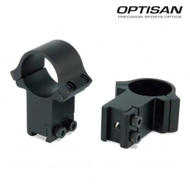 Anillas OPTISAN EVM - Altas - Tubo 25,4 - Carril 11 - OP722 -