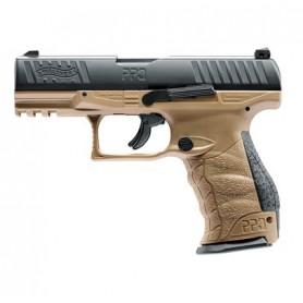 Pistola T4E Walther PPQ M2 Co2 - Cal.43 - Arena (DESERT) -
