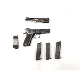 Pistola CZ 85 + KIT conversión - Armeria EGARA