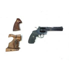 Revolver COLT PYTHON + Grips - Armeria EGARA