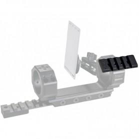 Carril horizontal WARNE para montura Skyline Precision -