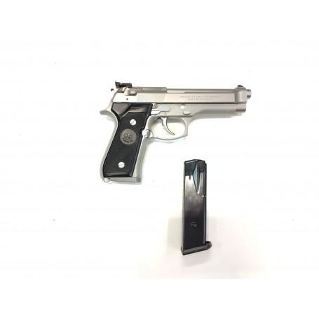 Pistola BERETTA 92 F CROMO - Armeria EGARA