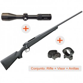 Rifle de cerrojo REMINGTON 783 + Visor AVISTAR 2,5-10x50 R.I. +