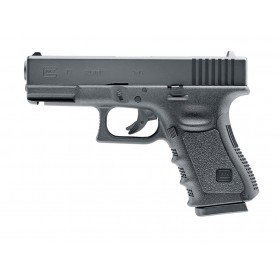 Pistola GLOCK 19 CO2 AIRSOFT 6MM BBS - Armeria EGARA