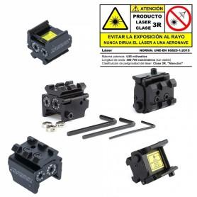 Laser compacto Zasdar - Clase 3R - Armeria EGARA