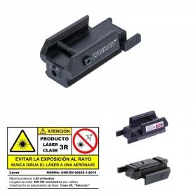 Laser Mini Zasdar - Clase 3R - Armeria EGARA