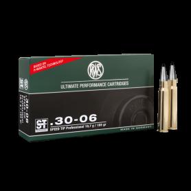 Munición metálica RWS Cal. 30-06 - SPEED TIP - 165 gr - Armeria