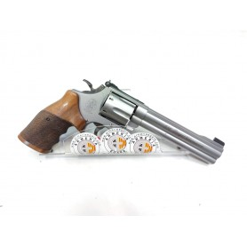 Revolver SMITH WESSON 687 TARGET CHAMPION - Armeria EGARA