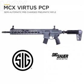 Rifle Sig Sauer MCX Virtus PCP Semi-Automático cal. 5,5mm -