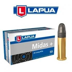 Munición metálica Lapua Midas+ Cal. 22 - Armeria EGARA
