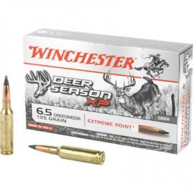 Munición metálica Cal. 6,5 CREEDMOOR Deer Season XP WINCHESTER