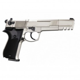 Pistola Walther CP88 Competition Nickel Co2 Full Metal -