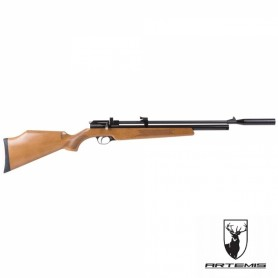 Carabina PCP Artemis - Zasdar PR900W - Culata Madera con