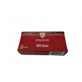 Munición Metálica Fiocchi Cal. 9 Corto (380) - 95 Gr - Armeria