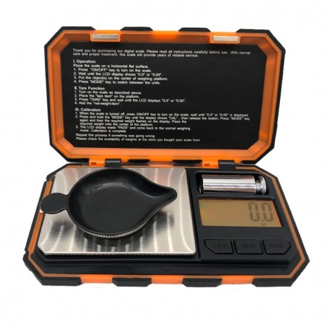 Báscula digital de precisión HEADSHOT HD1500 - Armeria EGARA