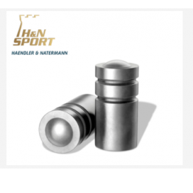 Puntas H&N Plomo WCHB.32 (.313) - 100 grains 500 unidades -