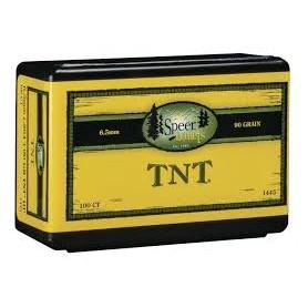 Puntas speer TNT Cal. 6,5 - 90 gr - Armeria EGARA