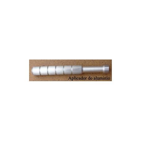 Aplicador de grasa ALUMINIO para revólver de calibre.44 -