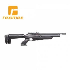 Pistola PCP Reximex Tormenta calibre 4,5 mm. Sintética color