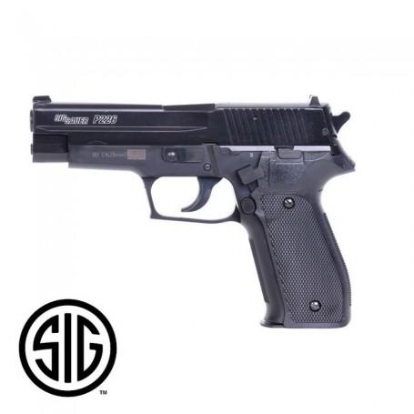 Pistola Sig Sauer P226 H.P.A. Negra - 6 mm muelle - Armeria