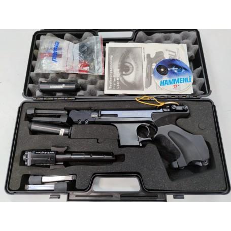 Pistola HAMMERLI SP 20 RRS + KIT Conversión - Armeria EGARA